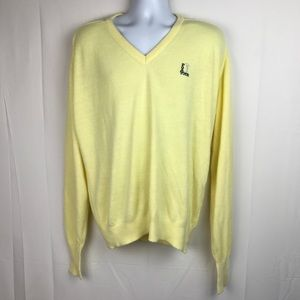 RARE Vintage Van Heusen PGA Tour Sweater